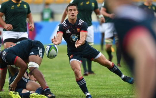 francia world rugby under 20 championship