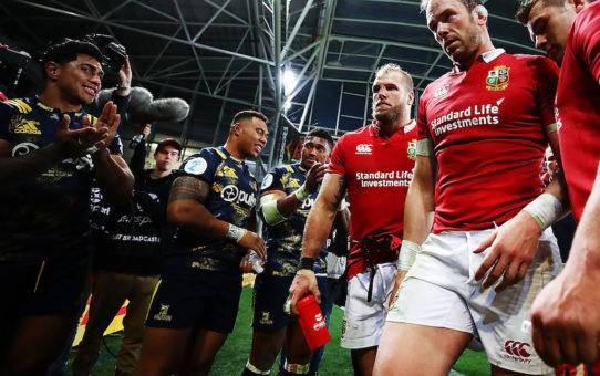 Tour 2017: Lions battuti anche dagli Highlanders