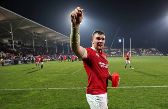 peter omahony lions tour 2017