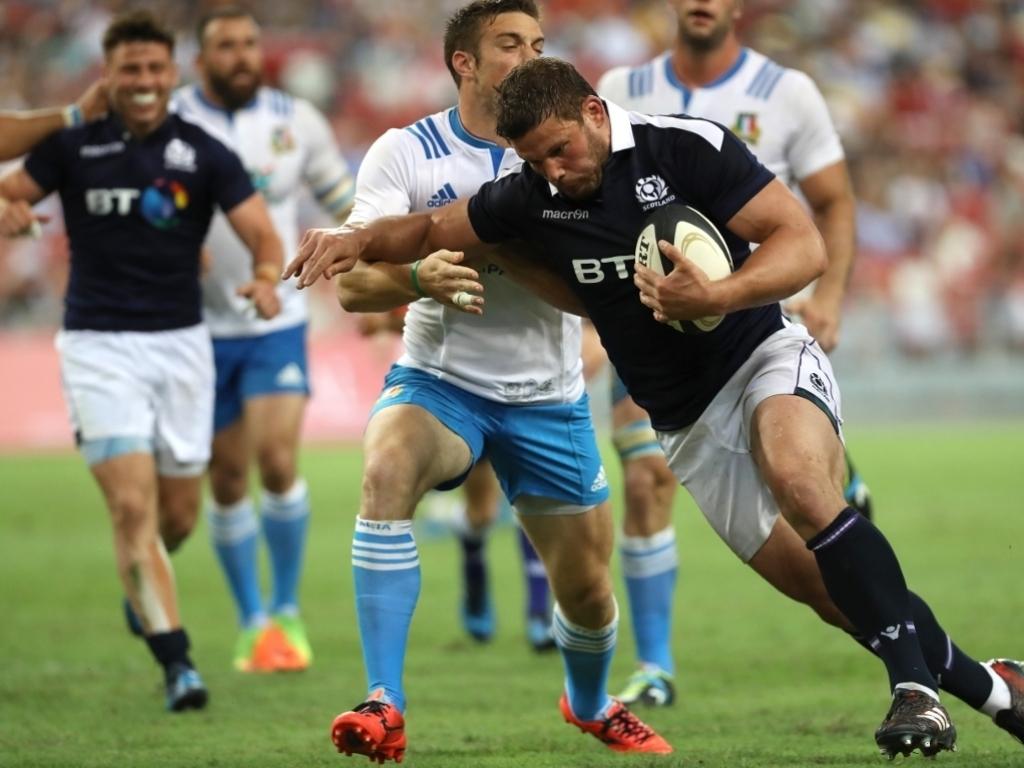 test match 2017 italia-scozia