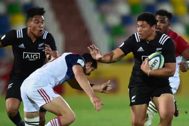 world rugby under 20 championship allblacks