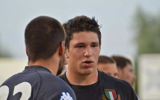 Test Match 2017: Francesco Minto guiderà l'Italia contro Fiji