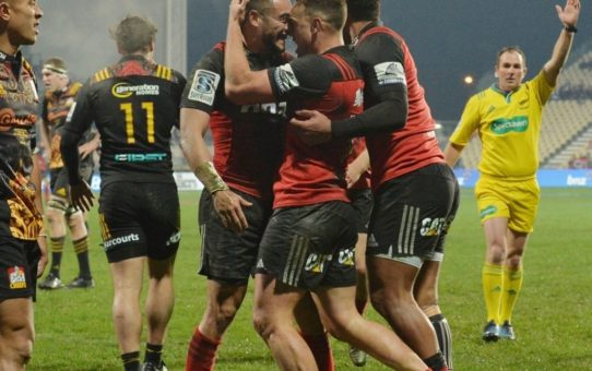 crusaders semifinale super rugby 2017
