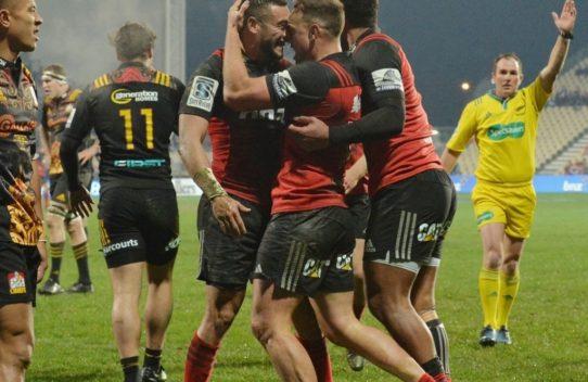 crusaders semifinale super rugby 2017