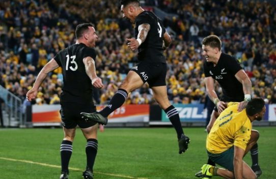 bledisloe cup 2017 australia-allblacks