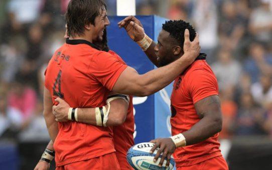 Rugby Championship 2017: gli Springboks vincono in Argentina