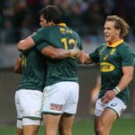 Bene gli Springboks nel primo turno di Rugby Championship 2017