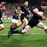 Rugby Championship 2017: gli All Blacks spazzano via gli Springboks