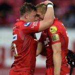 Scarlets e Munster sono in semifinale di Guinness PRO14