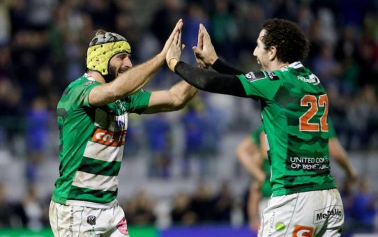 benetton-kings guinness pro14