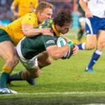 Rugby Championship: fra Springboks e Australia è ancora pareggio