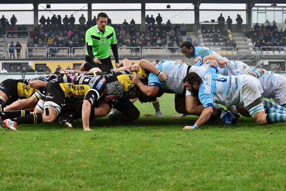 calvisano-sandona campionato eccellenza 2017-18