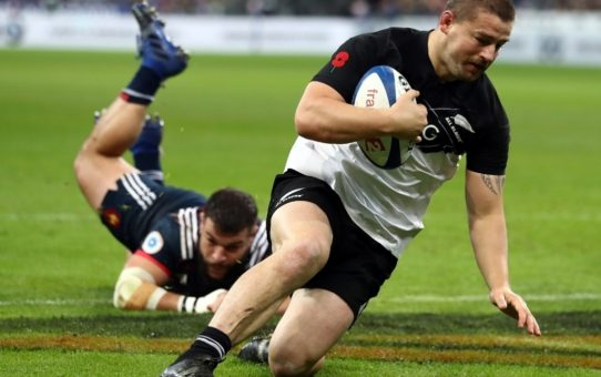 Test match: agli All Blacks basta un tempo per battere la Francia