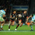 Test match: l'Inghilterra vince la battaglia coi Pumas