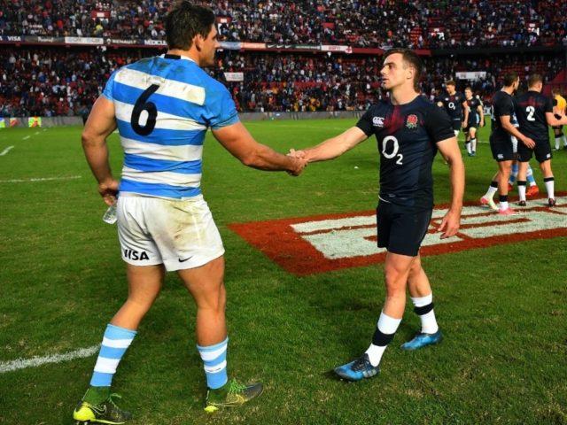 test match novembre 2017 inghilterra-argentina