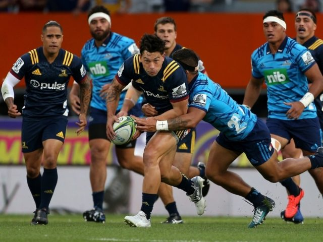 highlanders-blues super rugby 2018