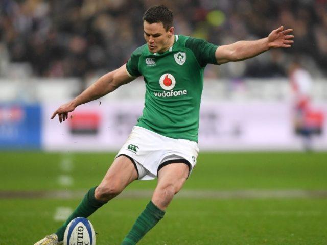 sexton drop francia-irlanda sei nazioni 2018