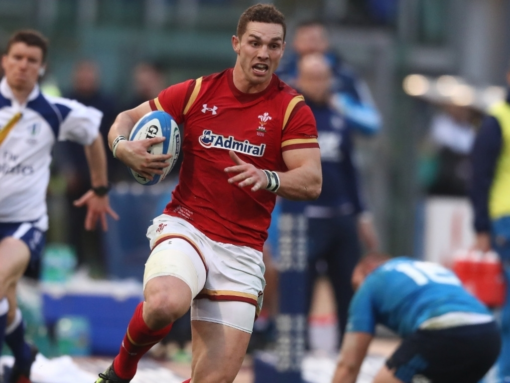 george north galles-italia sei nazioni 2018