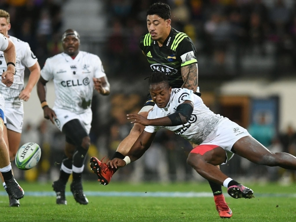 hurricanes-sharks super rugby 2018