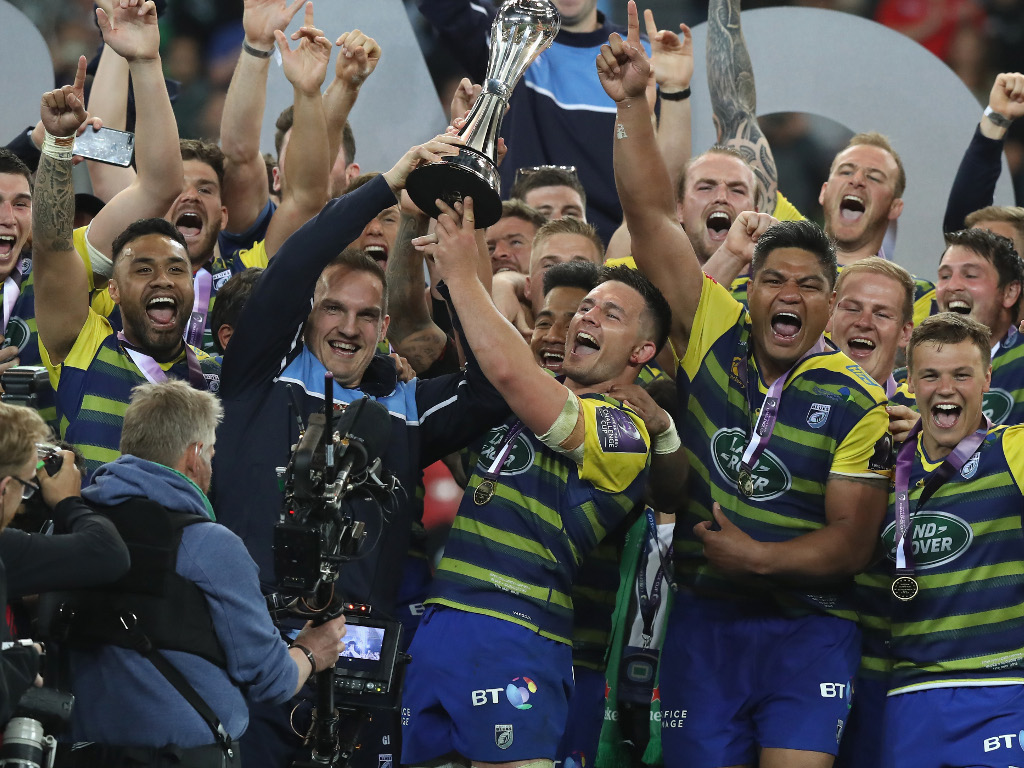 Cardiff Blues European Challenge Cup