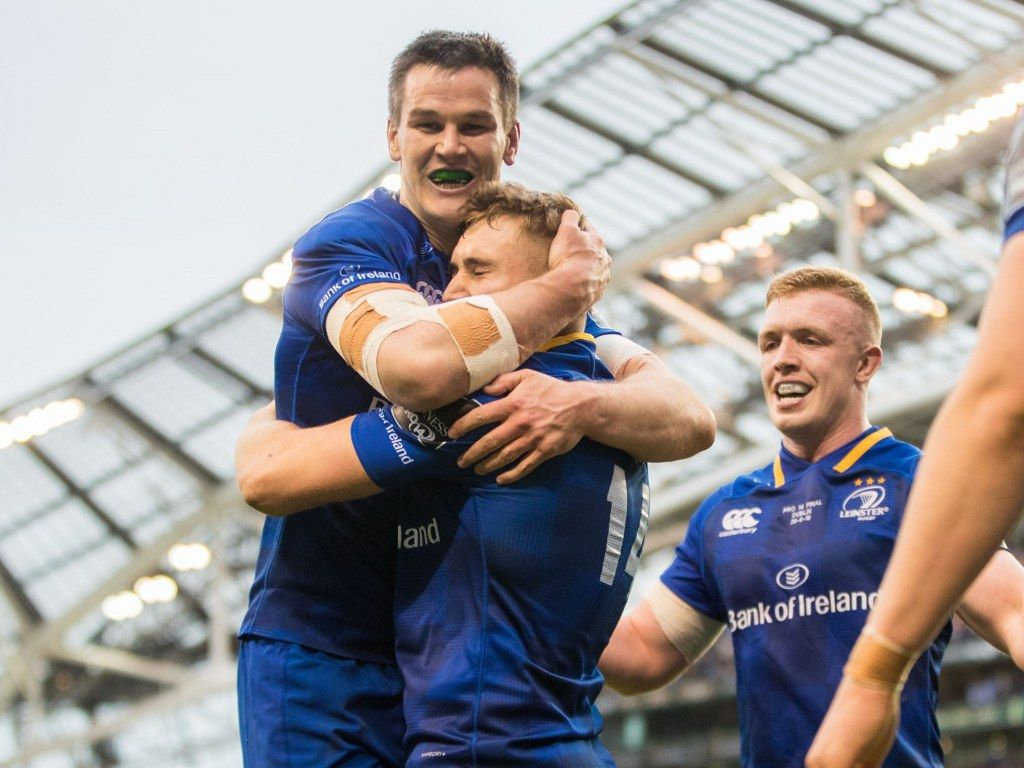 leinster campione guinness pro14