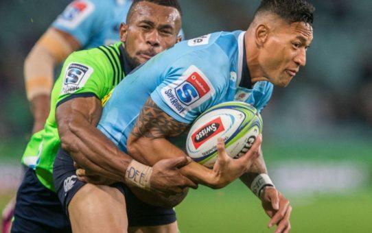 È ritornato il Super Rugby 2018