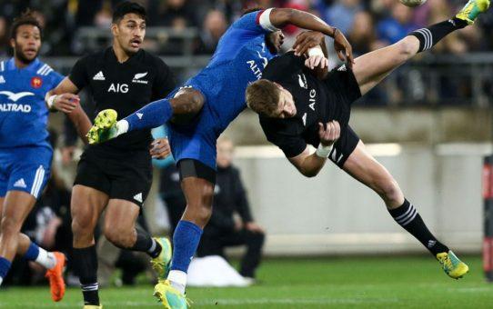 Test Match 2018: gli All Blacks vincono la serie con la Francia