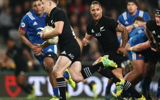 Test Match 2018: chapeau All Blacks