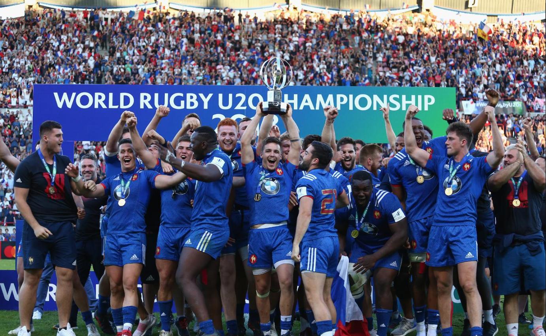 francia world rugby u20 championship