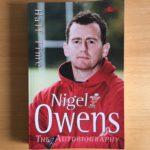 Half time – Nigel Owens