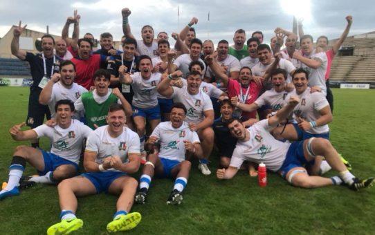 L'Italia nelle prime 8 del World Rugby U20 Championship