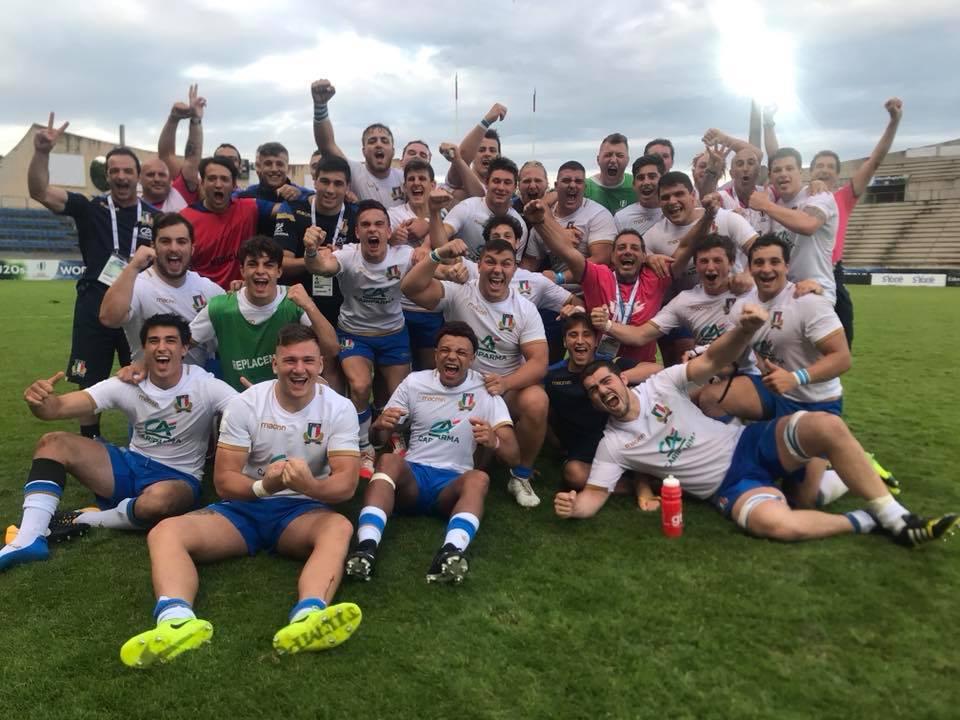 italia-argentina world rugby u20 championship