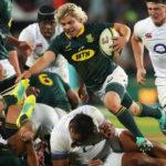 Test match 2018: gli Springboks rimontano l'Inghilterra