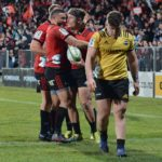 I Crusaders sono in finale di Super Rugby 2018