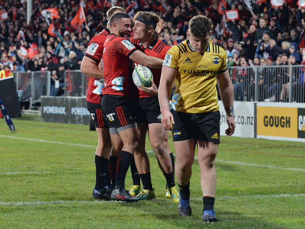 Crusaders finale super rugby 2018
