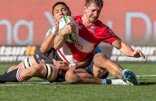 I Lions raggiungono la finale del Super Rugby 2018