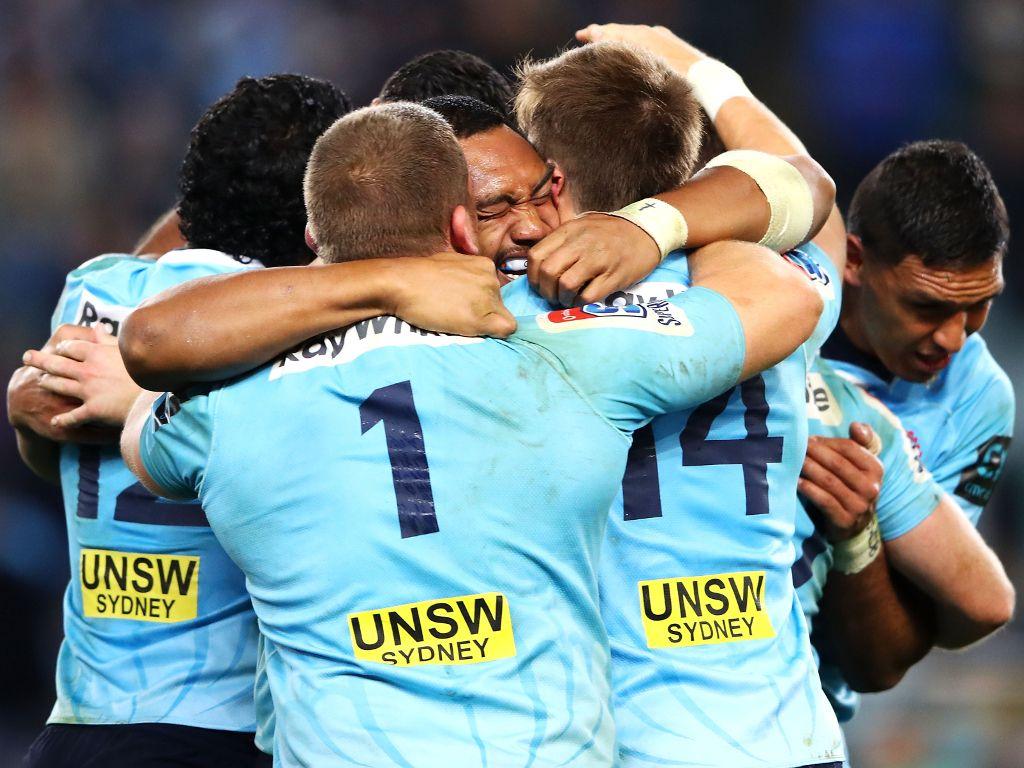 Waratahs quarti di finale super rugby 2018