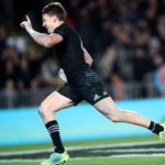Rugby Championship 2018: Barrett trascina gli All Blacks al trionfo