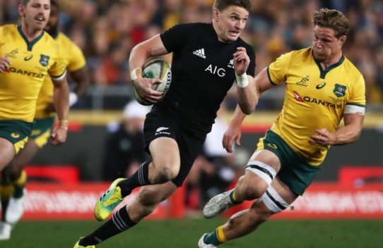 Rugby Championship 2018: All Blacks sempre imbattibili