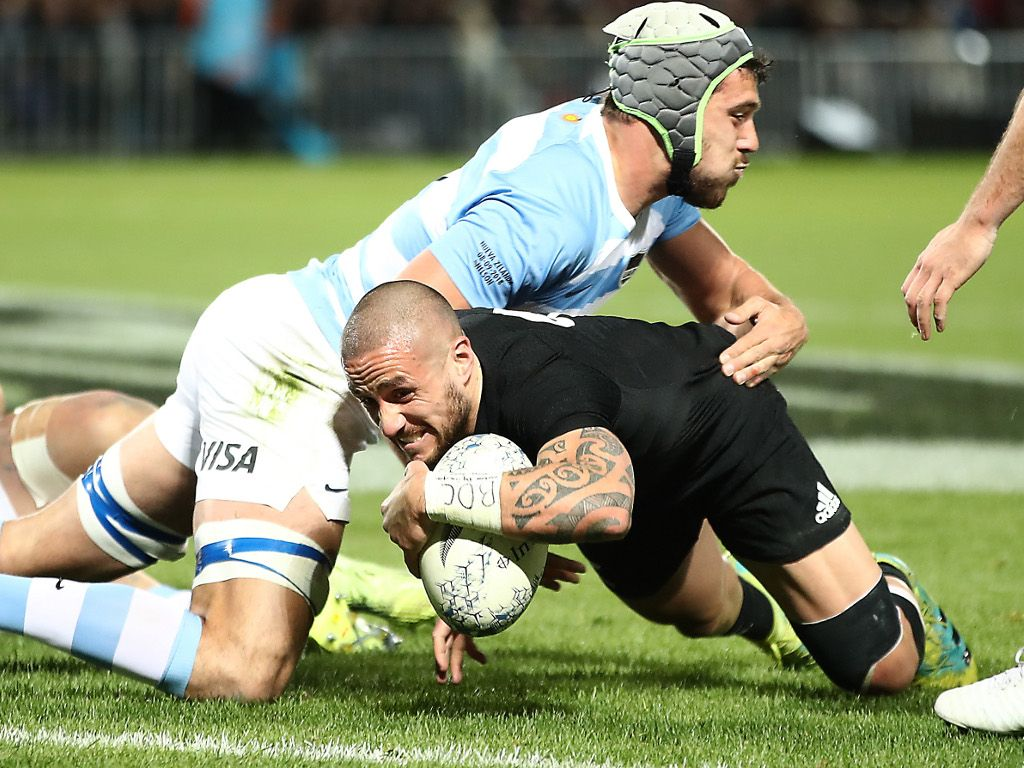 all blacks-pumas rugby championship 2018