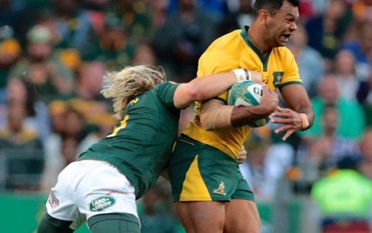 Rugby Championship 2018: gli Springboks battono i Wallabies