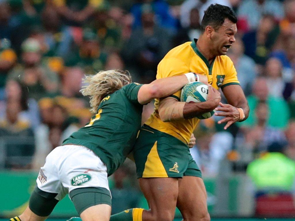 Springboks-Australia rugby championship 2018