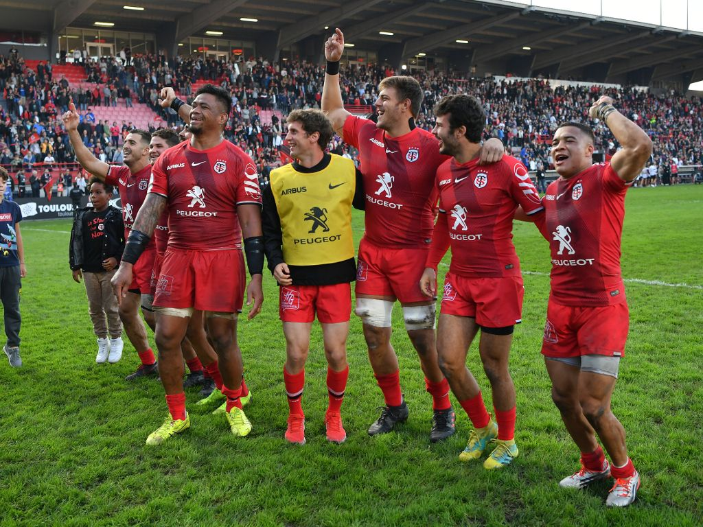 Toulouse european champions cup 2018-19