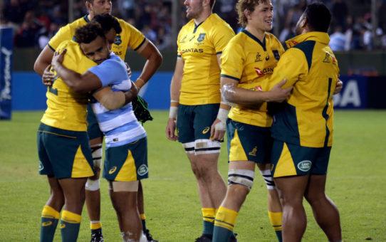 Rugby Championship 2018: l'incredibile rimonta dell'Australia in Argentina