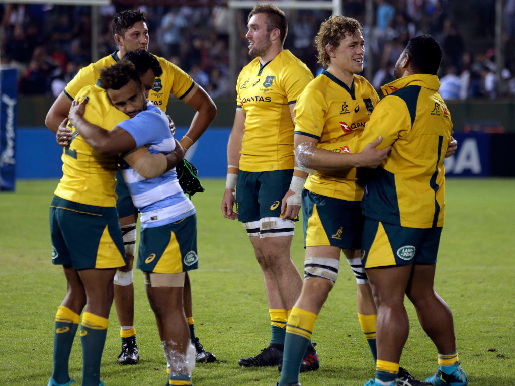 argentina-australia rugby championship 2018