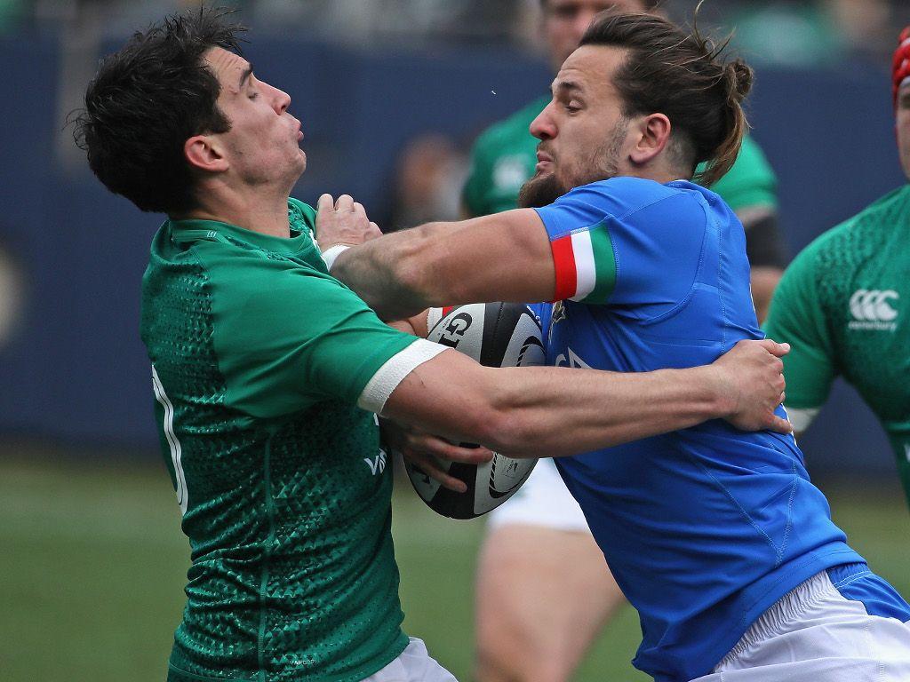 irlanda-italia test match 2018