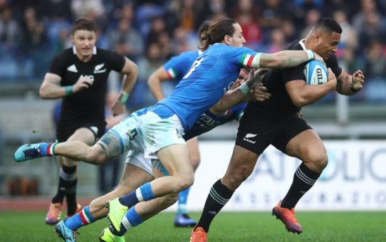Italia-All Blacks, cronaca di una sconfitta (pesante) annunciata