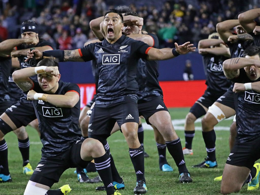 maori allblacks-usa test match 2018