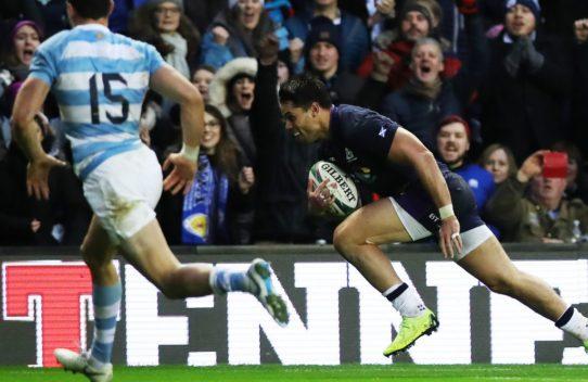 Test match 2018: gli highlights della vittoria della Scozia sui Pumas