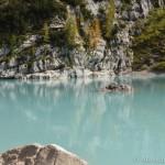 La magia del Lago di Sorapiss